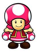 Toadette - Mario Party Advance