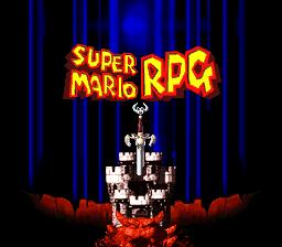 Super Mario RPG (Title Screen)