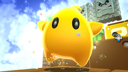 Giant Luma (Super Mario Galaxy 2)