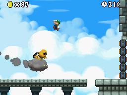 Lakithunder Battle - New Super Mario Bros