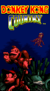 Title Screen - Underwater - Donkey Kong Country (Colour)