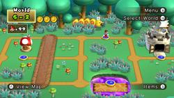 World 5 Overworld - New Super Mario Bros. Wii