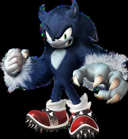File:Sonic Werehog.png