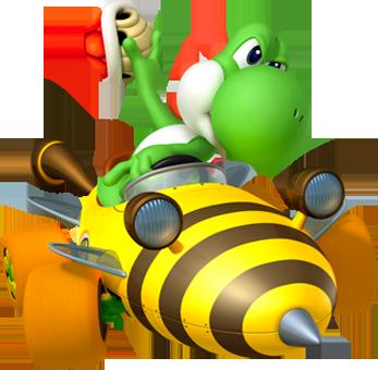 File:Mario Kart 7 Yoshi.png