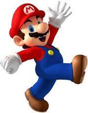 Mario Mario Party 8