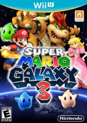 Super Mario Galaxy 3.
