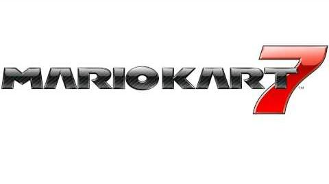 Mario Kart 7 SNES Rainbow Road