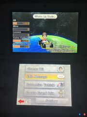 My current Mii in Mario Kart 7