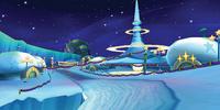 Rosalina's Ice World