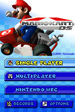 File:Title Screen (Mario Kart DS).png