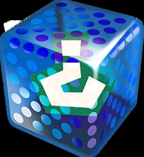 File:Blue Fake Item Box Mario Kart 7.PNG