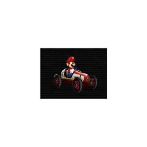 Mario's <b>Classic Dragster</b>