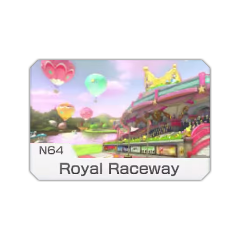 The track's icon.
