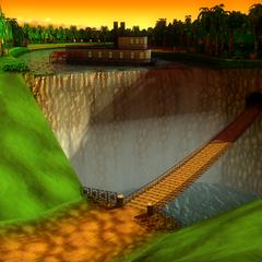 N64 Dk's Jungle Parkway