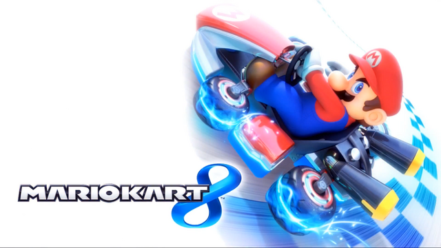 File:Mario Kart 8 Title Screen (Mario).png