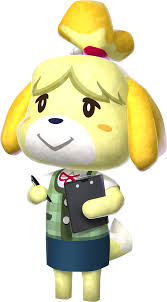 File:Isabelle (Animal Crossing).png