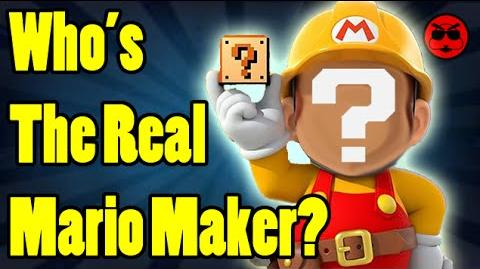 Super Mario Maker's REAL Origin Story - Culture Shock