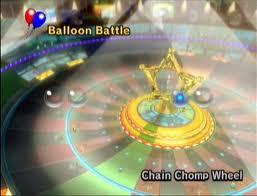 Chain Chomp Wheel