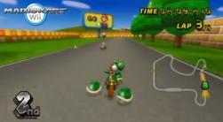 Yoshi (Triple Green Shells)