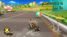 Dry Bowser (Wii Luigi Circuit)
