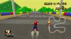 Mario (Wheelie)