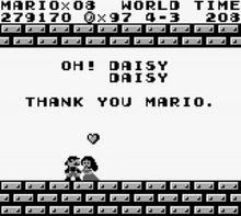 Mario-land-game-daisy