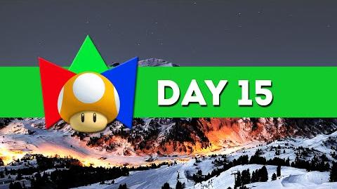 Day 15 EVENT - 2015 Winter Mariolympics