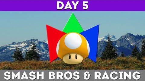 Day 5 - Smash Bros