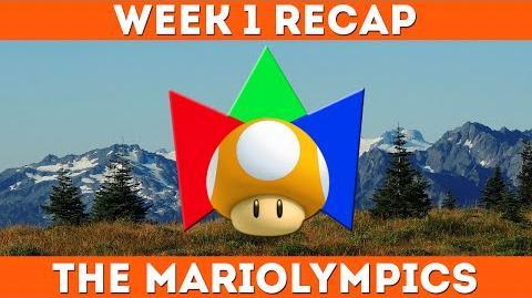 Week 1 RECAP - 2015 Spring Mariolympics