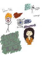 Its my life the musical sketch by nursepepper-d3y04ch