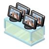 St mobile photoframe
