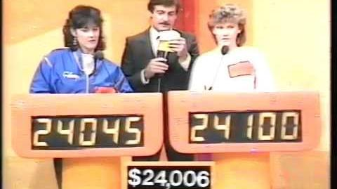 Brisbane TV 1983 - The New Price is Right Seven Network Australia HD