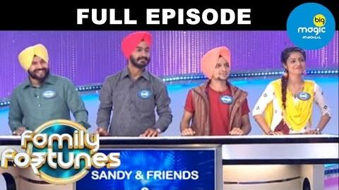 Family Fortunes Episode 01 26th October 2015