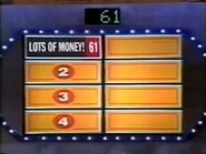 Survey Says Lots of Money