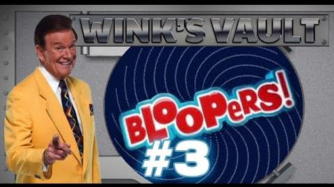 Wink's Game Show Bloopers - Episode 3