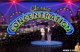 Classic Concentration Test Show alt