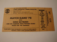 MGTicket1978