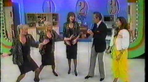 The Price is Right promo, 1987