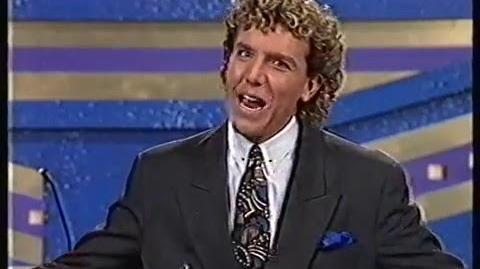 Celebrity Family Feud Hosted By Rob Brough 1991 Part 1 Of 2
