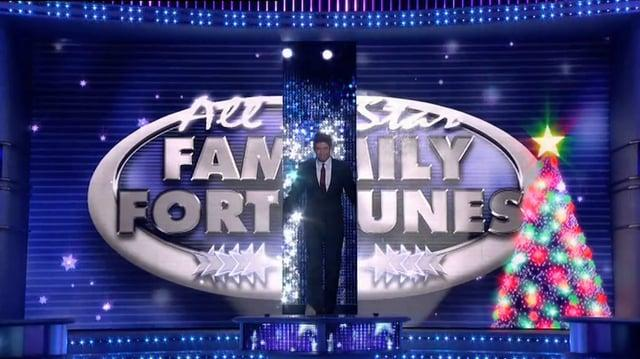 Christmas All Star Family Fortunes (ITV)