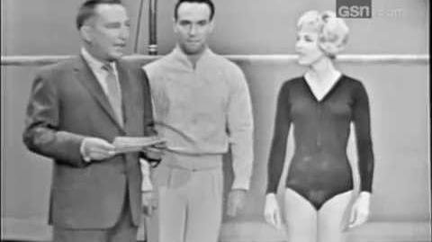 I've Got A Secret! 6 22 1964 Sam Levenson, Garry's Last Show