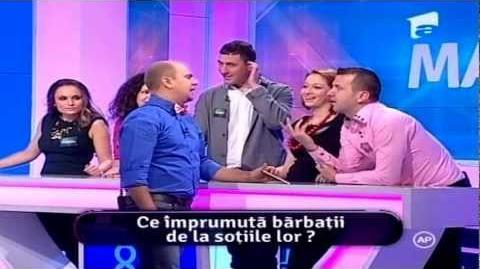 Family Feud (Romania) - FamiliaDA!-0