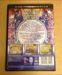 Jogo de Cartas DVD Game Back Cover