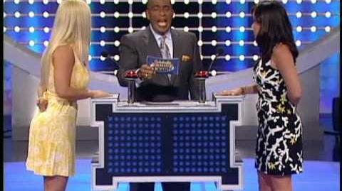 Celebrity Family Feud Highlights of the Coco & IceT Family
