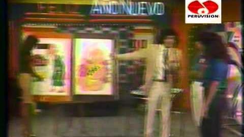 "PANAMERICANA TV "" DIGA LO QUE VALE "" 31 DE DICIEMBRE DE 1982"