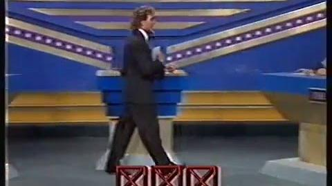 Celebrity Family Feud Hosted By Rob Brough 1991 Part 2 Of 2