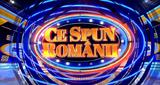 Ce Spun Romanii Bluish Background