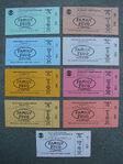 1992 Tickets