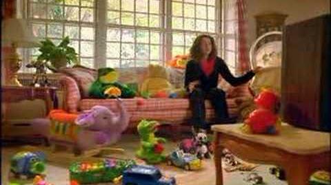 "Family Feud ""Stuffed Animals"" WorldWinner Commercial"