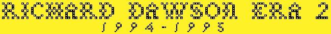 RDawson 1994 Logo